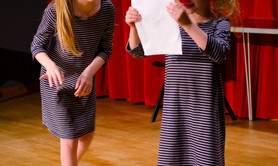 SPIN COMPAGNIE - Cours de théâtre ENFANTS 5-7 ANS / 8-13 ANS
