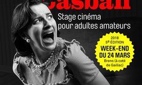 Stage cinéma Rock The Casbah pour les adultes