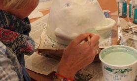 Emmanuelle Parent - cours de céramique pour adultes, le mardi soir