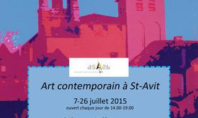 Exposition Art Contemporain St Avit Sénieur (24440)