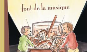"""Thierry Ki? & Cie - Spectacle musical : """"Bambou et Calebasse font de la musique"""""""