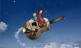 """CD """"Les rêves en-chantés"""" : chansons pour enfants"""