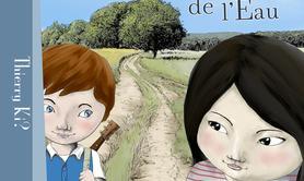"""CD """"Le chemin de l'eau"""" : histoire en rimes et chansons pour petits"""