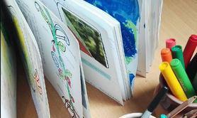 Découverte du Journal Créatif® pour tous de 17 ans à 107 ans