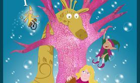 Cie les chats mots passant - La girafe ne dira plus coucou - Spectacle crèche, RAM, petite enfance
