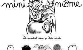 Catherine Fontaine et Marie - Concert Mini Môme, concert petite enfance (dès 6 mois)