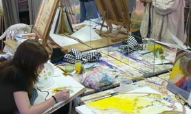 Prepa. Art Rosenbach - Préparation aux Ecoles d' Art