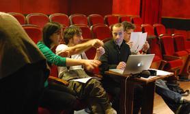 AtelierForian - Coaching auditions et conseil artistique