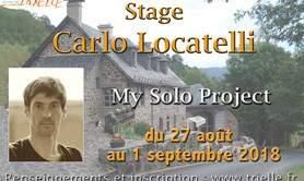 CARLO LOCATELLI - My Solo Project