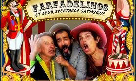 cie  des bisous sous lapluie - Les Farfadelinôs