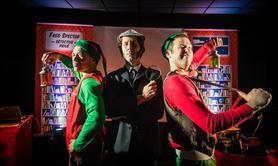 Fred Spector et les lutins de Noël - Spectacle de Noël
