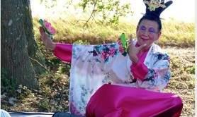 Mme MAUMET - La danse Lotus sacré Céleste