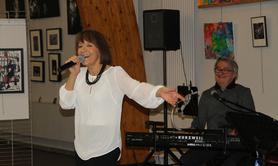 Dominique et Pascal - Duo chanteuse et pianiste. Variétés tout public
