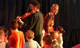 Le Voyage de Grantérable - Un bal conté avec musicien à partir de 3ans.