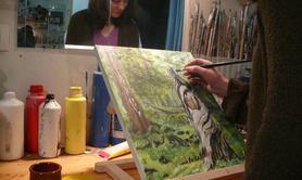 Atelier Rosenbach - Atelier Peinture et dessin