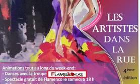 LES ARTISTES DANS LA RUE - PREAUX - (36) - INDRE -
