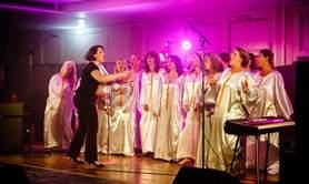 Art Generation • Chorale Gospel à Aubagne