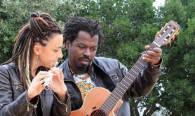 Candido Xerinda - CANDIDO & CECILIA (Musique Afro-Acoustique)