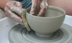 textures association - Cours de poterie au tour et de modelage en alsace