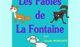 L'HEURE AU SPECTACLE - LES FABLES DE LA FONTAINE