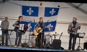 Talent86  - Groupe La Belle Province - Musique Québécoise