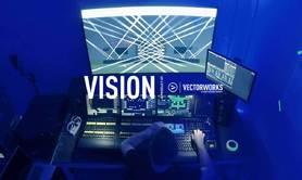 Vectorworks Vision | Plan de feu lumière 3D en temps réel