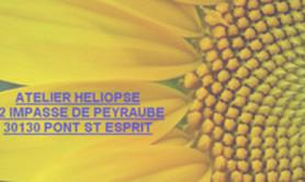 ATELIER HELIOPSE - Formation & Initiation à l'héliogravure au grain sur cuivre