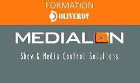 Opérateur Show Control sur Medialon Control System
