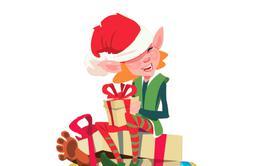 Spectacle de Noël : Un père Noël à tout prix !