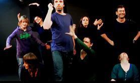 Stage de Théâtre '' Le corps en jeu ''