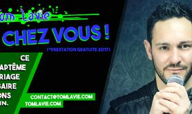 TOM LAVIE - Concert Gratuit