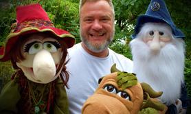 Niko et ses Puppets - des comédies magiques avec marionnettes et illusions