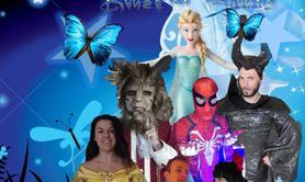 FantaisieProd - les mille & une nuits ou la Magie de Disney