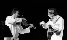 "Renaud Gillet-Jacques Perrot - Duo Violon et Guitares ""FREEDOM STREAM"""