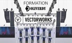 Cao - Dao 2D et 3D sur logiciel Vectorworks Spotlight