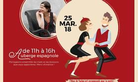 Brunch Swing Dansant du 25 mars 2018