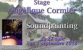 ANGÉLIQUE CORMIER Soundpainting