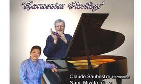 """""""HARMONICA FLORILEGE"""" - Pour vos concerts... Osez l'HARMONICA"""