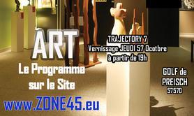 ART ACTUEL TRAJECTORY VII - Golf de Preisch -