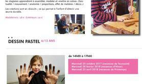 Dessin Pastel 6/12 ans