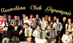accordéon club gapencais  - assiciation d'un orchestre d'accordéons