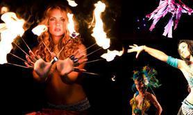 Glamdance - spectacles et animations artistiques