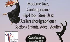 ACA DANSE - Art Danses St gély du Fesc - Montpellier Nord