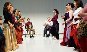 Formation aux fondamentaux de la danse arabe (150 heures)