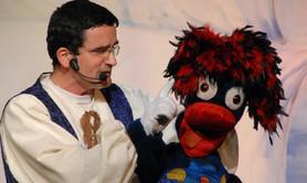 Compagnie Abac'Art - Lédouard et Tatillon, ventriloque, comédien, clown