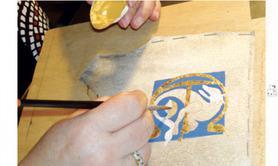 Stage d'enluminure et calligraphie