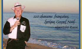 Edgar Star de Bar - Chanteur style rétro francais et aussi russe romances dispon