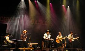 Spectacle Folk, Country et Western avec RFCW