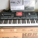 Korg Pa3x 61 Synthétiseur €800