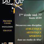 black pole studio - cours de pole dance adultes
